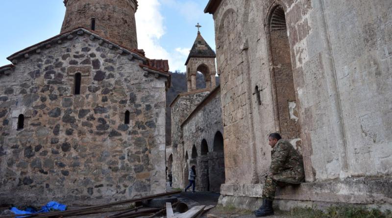 Photo of Молчание ЮНЕСКО ставит под угрозу культурного геноцида христианское наследие под контролем Азербайджана
