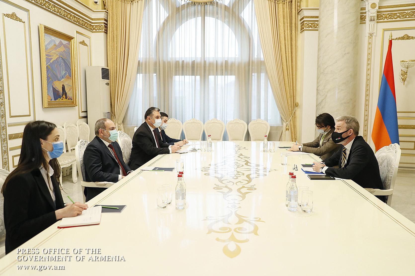 Photo of Վարչապետը Շվեդիայի դեսպանի հետ քննարկել է հայ-շվեդական համագործակցության զարգացմանը վերաբերող հարցեր