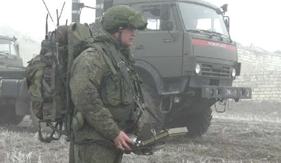 Photo of Ռուս սակրավորները Արցախում շարունակում են ականազերծման աշխատանքները