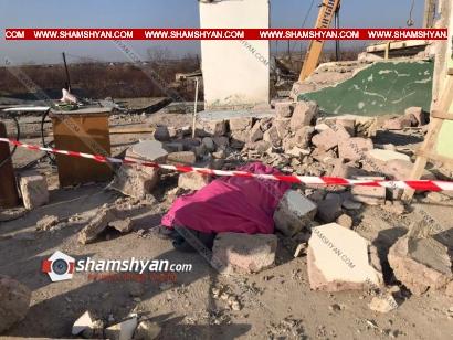 Photo of Ողբերգական դեպք Արարատի մարզում․Դեղձուտ գյուղի դպրոցի ապամոնտաժման ժամանակ փլուզում է տեղի ունեցել․ կա մեկ զոհ