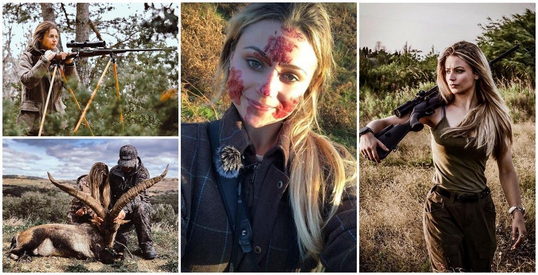 Photo of Սիրունատես կենդանասպանը. ֆրանսուհի որսորդը մահվան սպառնալիքներ է ստանում իր սպանած կենդանիների լուսանկարների պատճառով