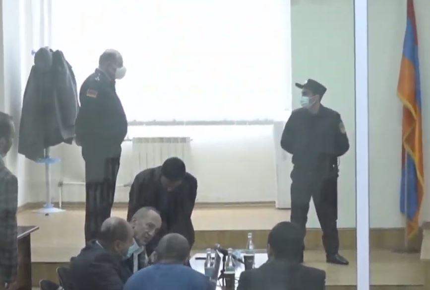 Photo of В Ереване продолжается суд по делу Кочаряна и других