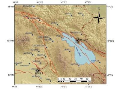 Photo of Երկրաշարժերի առավելագույն մագնիտուդը Երևանյան խզվածքի գոտում կարող է հասնել 6-ի. Երկրաբանական Գիտությունների ինստիտուտ