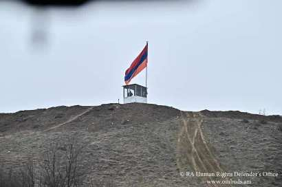 Photo of Մարդը չի կարողանում օգտվել իր հողատարածքից, քանի որ դա գտնվում է ադրբեջանական զինված ուժերի ուղիղ նշանառության տակ. Ա. Թաթոյան