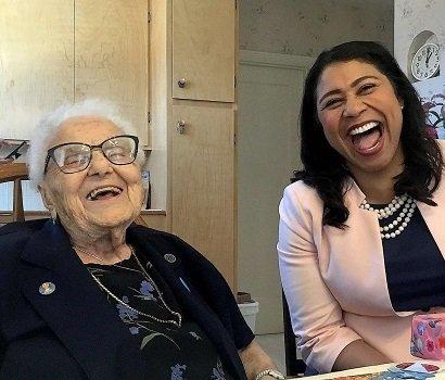 Photo of Старейший житель Сан-Франциско Люси Миригян скончалась в возрасте 114 лет