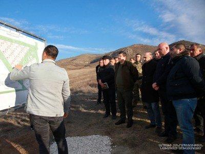 Photo of Около 200 новостроек предусмотрено для семей без жилья: президент Арцаха ознакомился с работами