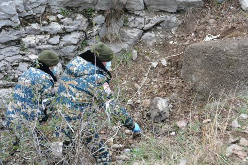 Photo of Փետրվարի 6-ի որոնողական աշխատանքներից հետո Արցախում աճյուն չի հայտնաբերվել