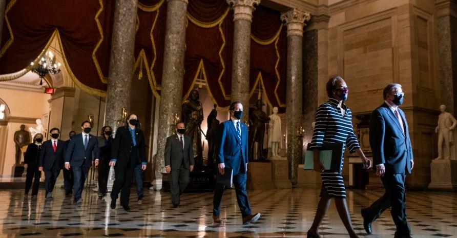 Photo of В Сенате США начался суд по делу о втором импичменте Трампа
