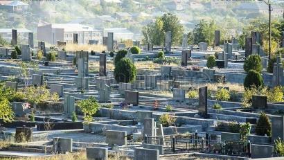Photo of Սրբապղծություն Երևանում․ Էրեբունու ոստիկանները հայտնաբերել են «Նուբարաշենի» գերեզմանները թալանողներին