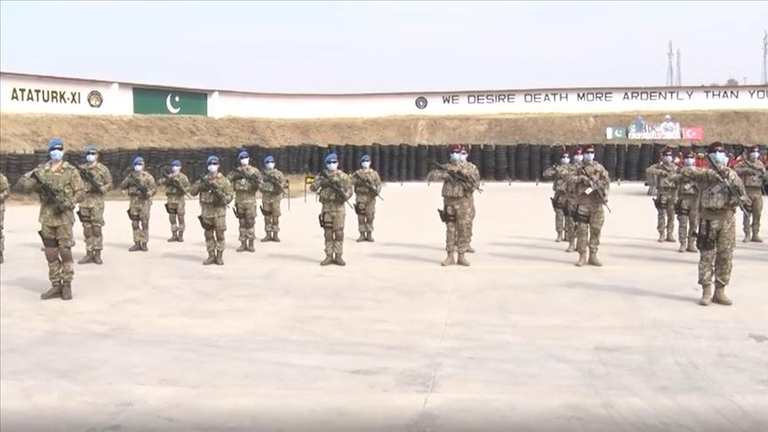 Photo of Պակիստանն ու Թուրքիան համատեղ զորավարժություն են անցկացնում