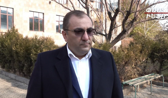 Photo of СНБ Армении подвергла приводу бывшего главу аппарата парламента Ара Сагателяна