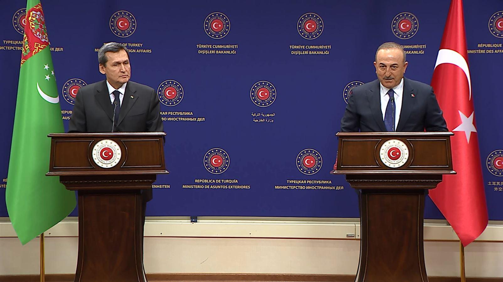 Photo of Չավուշօղլու. «Պատրաստ ենք անել ամեն հնարավորը՝ թուրքմենական գազը Թուրքիայի տարածքով Եվրոպա հասցնելու համար»