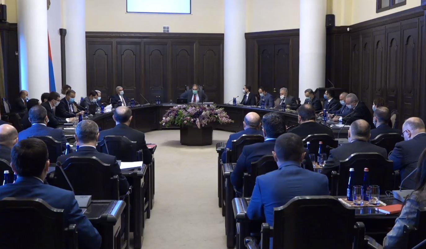 Photo of Կառավարության 2021 թվականի մարտի 4-ի հերթական նիստը. ուղիղ
