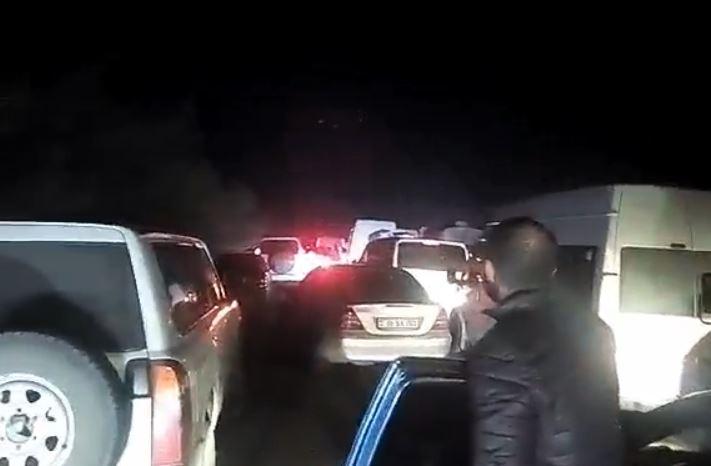 Photo of Իրավիճակը Գյումրի-Երեւան ճանապարհին