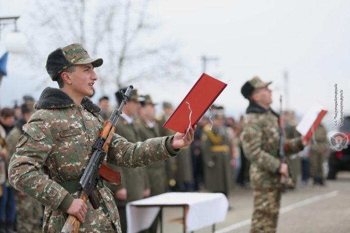 Photo of «Ես եմ» ծրագրով ծառայող զինվորներին արձակուրդ չեն ուղարկում. Forrights.am