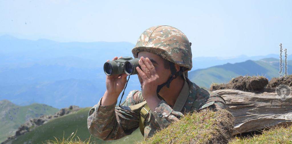 Photo of Հայ-ադրբեջանական շփման գծի ամբողջ երկայնքով օպերատիվ մարտավարական իրավիճակը չի փոփոխվել