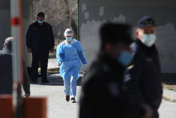 Photo of В Грузии в результате коронавируса зафиксировано 3 208 случаев смерти