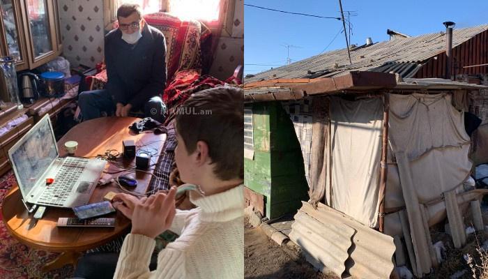 Photo of «Ներողություն եմ խնդրում այդ ընտանիքներից նման պայմաններում ապրելու համար». Մեսրոպ Առաքելյան