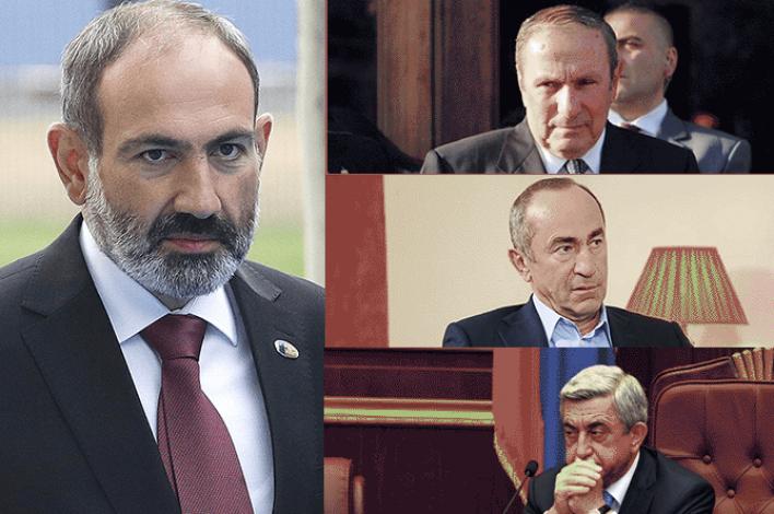 Photo of «Հայաստանը պետք է կառուցվի որպես այլ մոդելի պետություն, որովհետև նախորդ մոդելներն ապացուցեցին իրենց ոչ կենսունակությունը և վտանգավորությունը»
