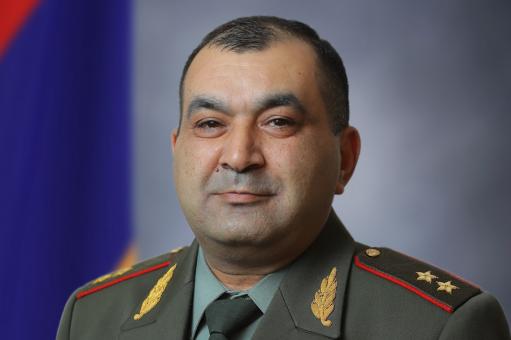 Photo of Тиран Хачатрян освобожден от должности первого заместителя начальника Генштаба ВС