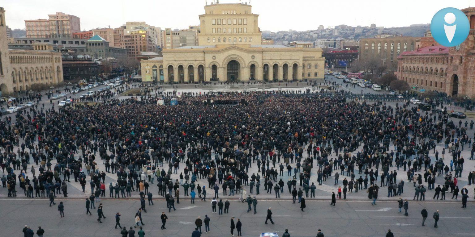 Photo of Որքան մարդ է մասնակցել վարչապետի եւ Հայրենիքի փրկության շարժման այսօրվա հավաքներին