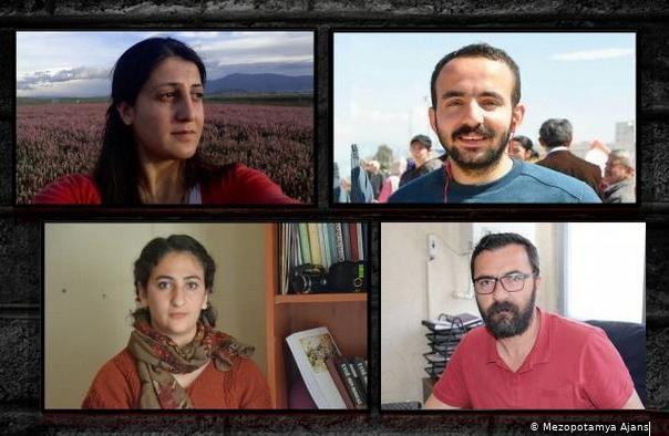 Photo of Վանում անօրինականության մասին բարձրաձայնած քուրդ լրագրողներին 15 տարվա բանտարկություն է սպառնում