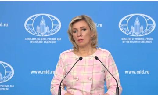 Photo of Мария Захарова прокомментировала осквернение памятника героям в оккупированном азербайджанцами селе