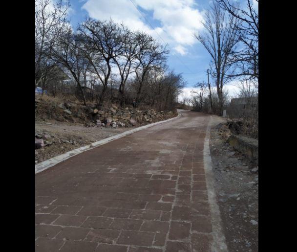 Photo of Պետությունը կմեծացնի գյուղական բնակավայրերի՝ տեղական քարով սալարկման համար համաֆինանսավորման չափը