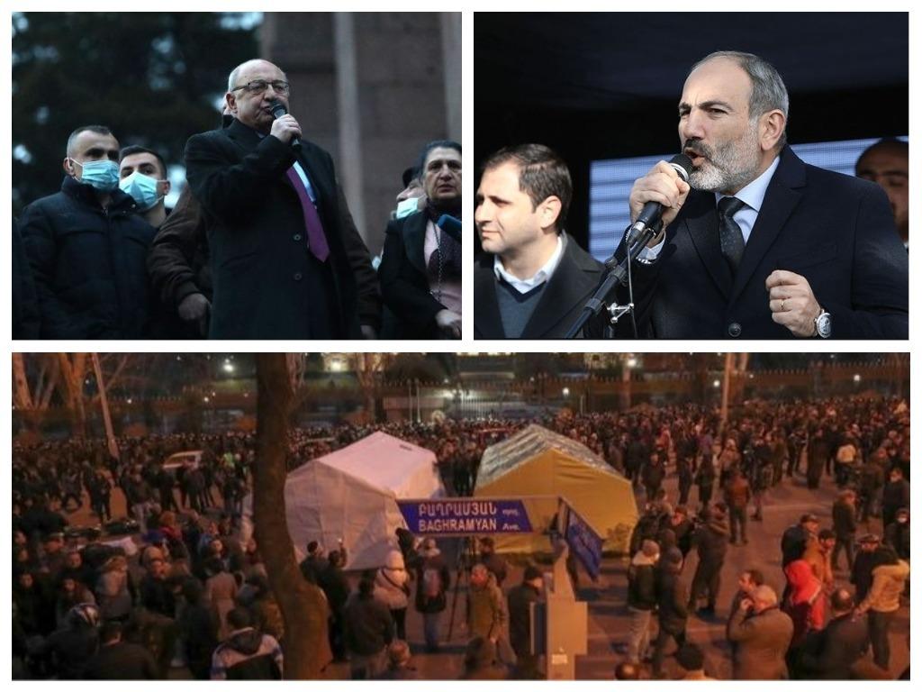 Photo of Բողոքի ցույցեր և քաոս Հայաստանում. երբ հրթիռները չեն պայթում, բայց վնաս են պատճառում. Frankfurter Rundschau