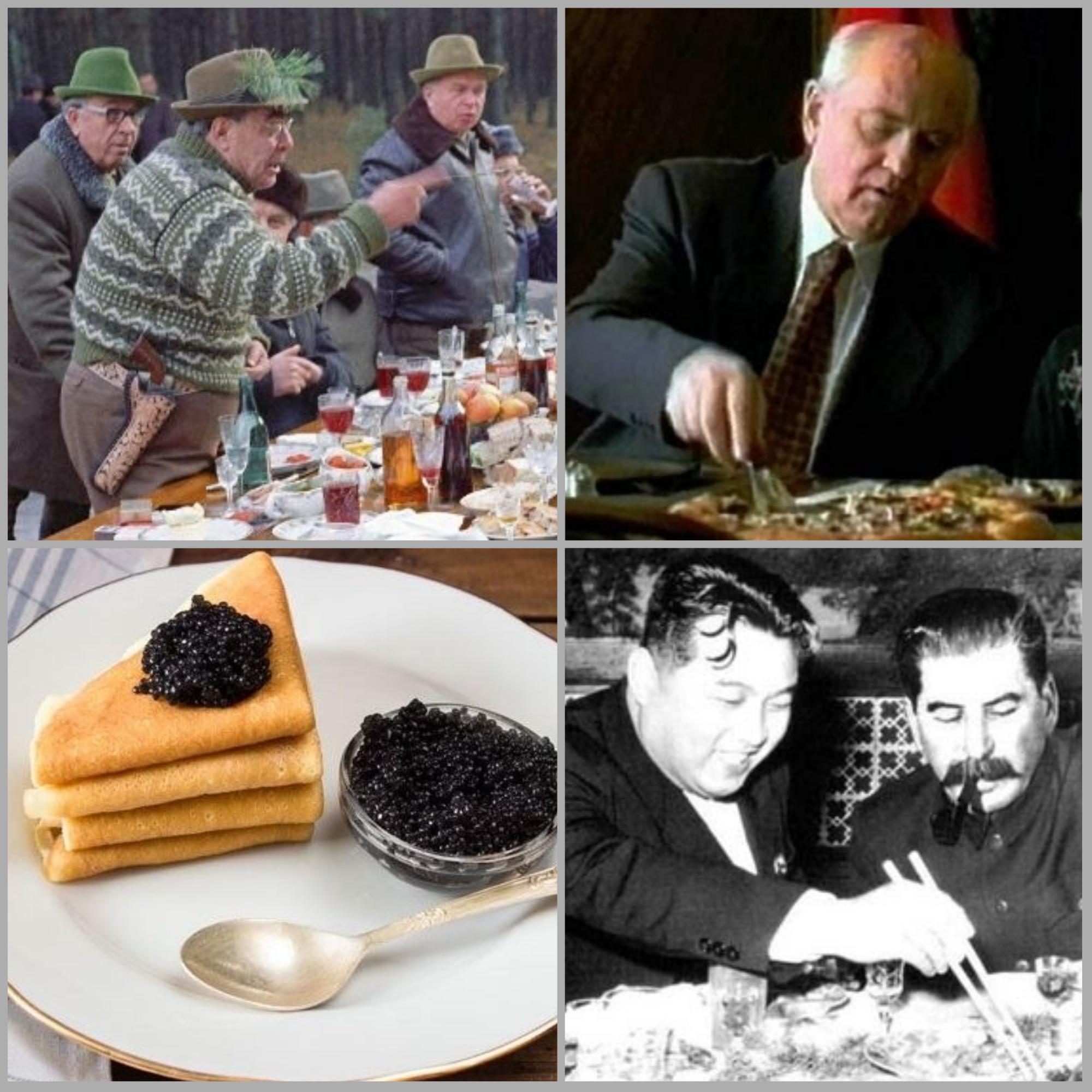 Photo of Նրբաբլիթներ՝ խավիարով, սաղմոնով… Կրեմլի խոհարարը՝ ԽՍՀՄ առաջնորդների նախընտրությունների մասին