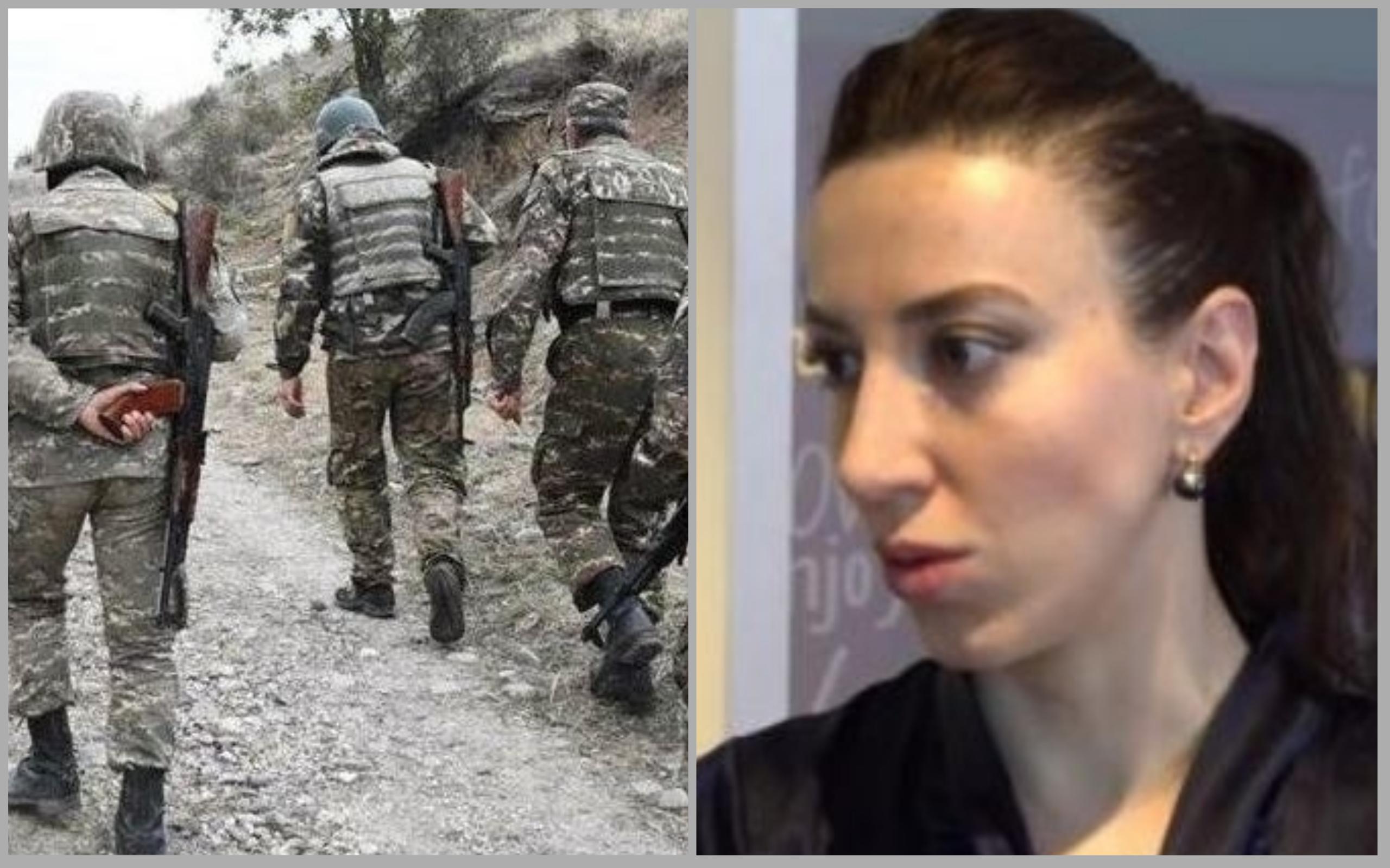 Photo of «В действительности наших пленных может быть больше, надеюсь, что МИД мобилизует все свои ресурсы». Представитель интересов  армянских военнопленных в ЕСПЧ С. Саакян