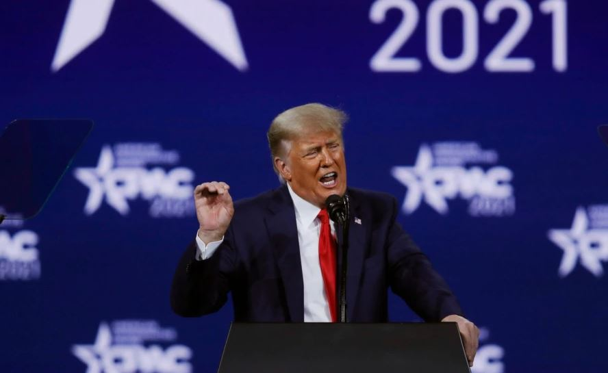 Photo of Трамп заявил, что не уйдёт из политики, и не исключил участия в выборах