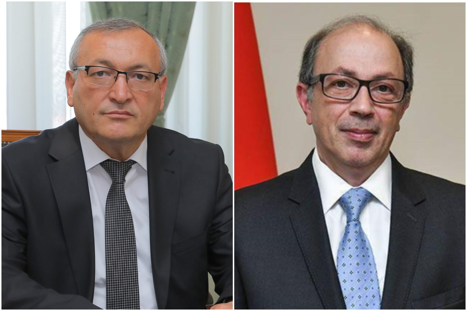 Photo of Արցախի ԱԺ նախագահն աշխատանքային այցով Երևանում է․ հանդիպել է ՀՀ արտգործնախարարի հետ
