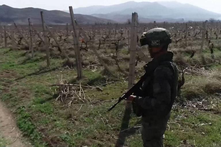 Photo of В Арцаха начались сельхоз работы с помощью миротворцев