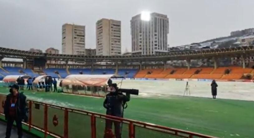 Photo of Հայաստանի հավաքականը նախախաղային մարզում անցկացրեց «Հանրապետականում»