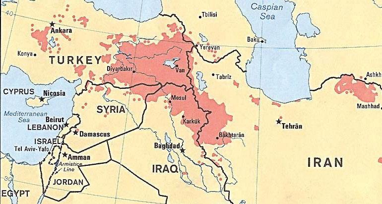 Photo of Նոր զարգացումներ թուրք-իրանական լարվածությունից