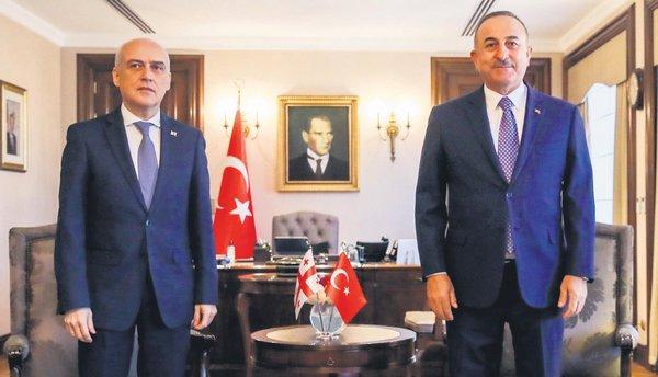 Photo of Թուրքիայի և Վրաստանի ԱԳ նախարարներն ասուլիսի ժամանակ խոսել են արցախյան խնդրից