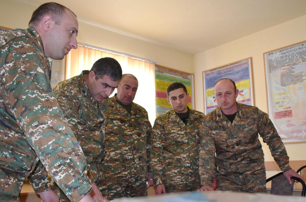 Photo of 2-րդ զորամիավորումում անցկացվել է պարենային ծառայությունների պետերի հավաք