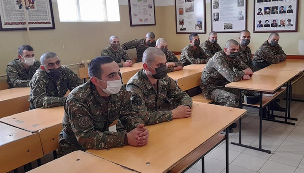 Photo of Իրազեկման այց ՀՀ ՊՆ ռազմական ոստիկանություն
