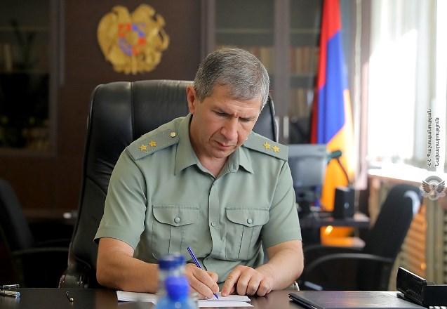 Photo of Генштаб ВС Армении: Оник Гаспарян является высшим военным командиром вооруженных сил