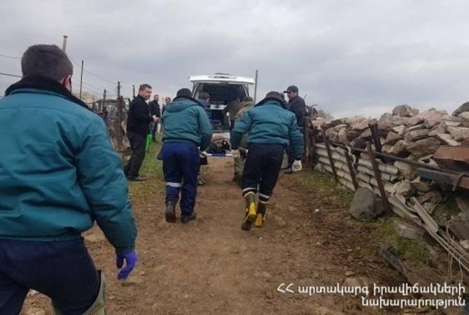 Photo of Փրկարարները 8 ահազանգ են ստացել հանրապետության տարբեր տարածքներում քաղաքացիներին օգնություն ցուցաբերելու վերաբերյալ