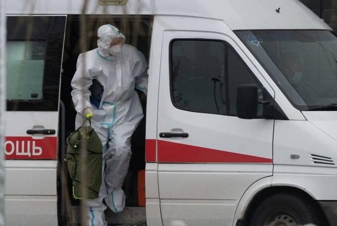 Photo of В России выявили 11 571 заразившегося коронавирусом за сутки