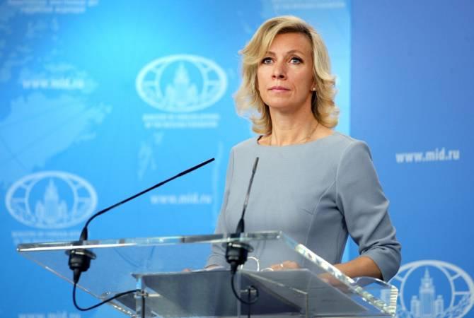 Photo of Захарова: Москва исходит из того, что оптимальная формула обмена военнопленных — это всех на всех