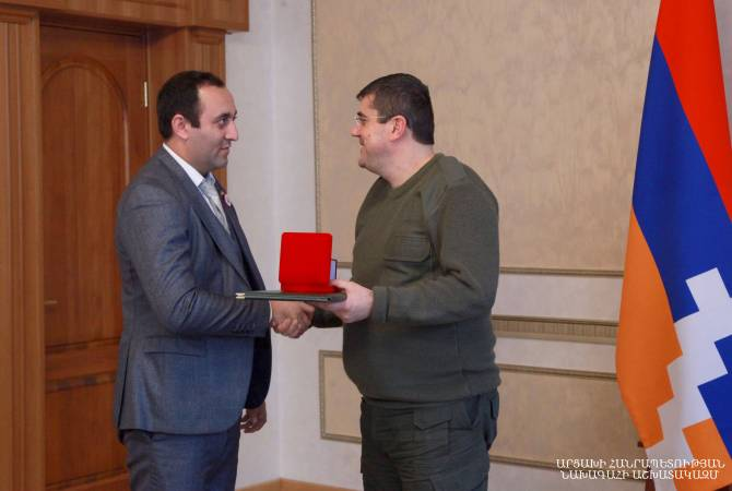 Photo of ԱՀ նախագահը կարևորել է Հայաստանի եզդի համայնքի հետ համագործակցության ընդլայնումը