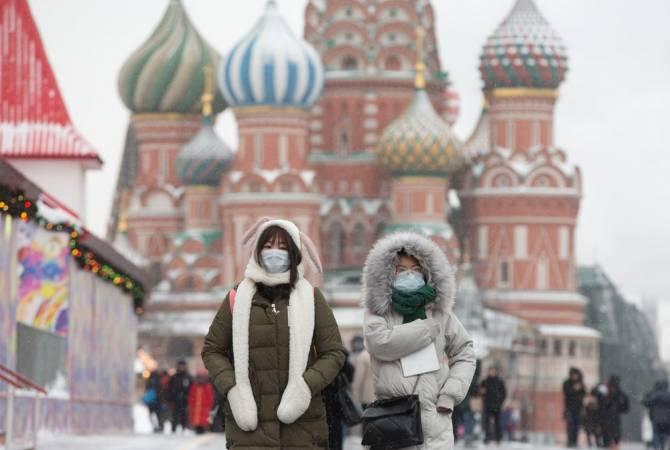 Photo of Ռուսաստանում հաստատվել է կորոնավիրուսի 10 հազար 253 նոր դեպք
