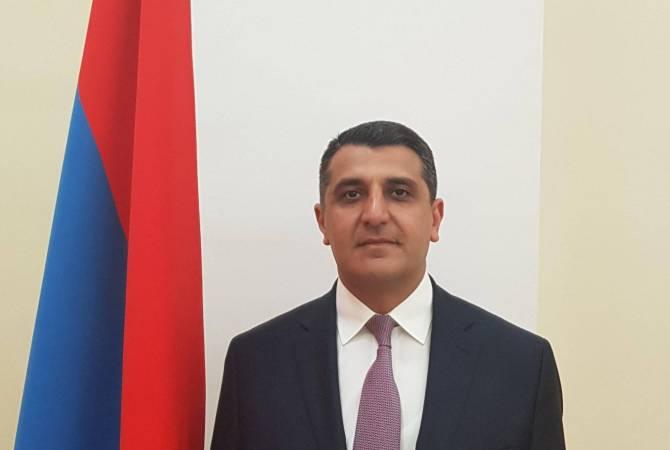 Photo of ՀՀ դեսպանը ԱՄՆ կոնգրեսականի հետ քննարկել է Ադրբեջանում պահվող հայ գերիների հայրենադարձման հարցը
