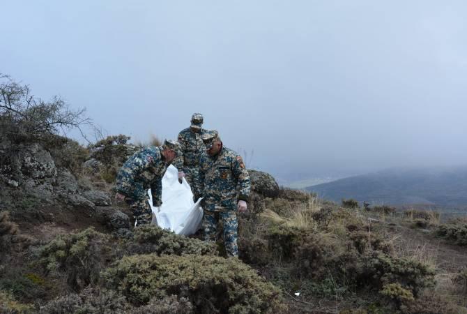 Photo of В Джракане ведутся поиски останков погибших и пропавших без вести военнослужащих