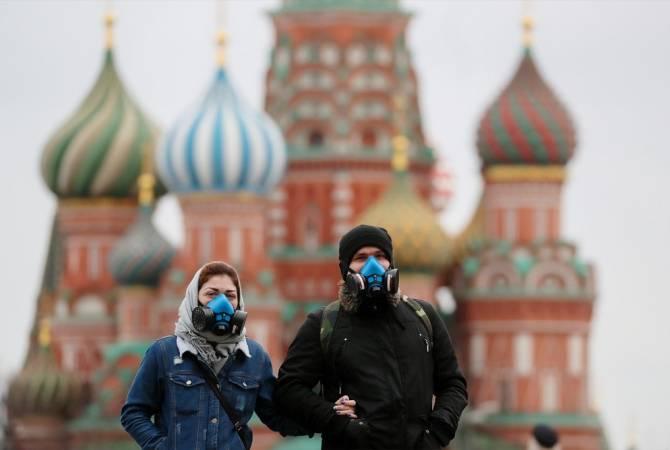 Photo of Ռուսաստանում կորոնավիրուսով վարակման 8 861 դեպք են հայտնաբերել մեկ օրում