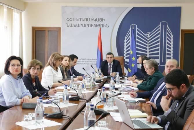 Photo of ՀՀ-ԵՄ Աշխարհագրական նշումների ենթակոմիտեի նիստն անդրադարձել է «Շամպայն»- ին և «Կոնյակ»-ին