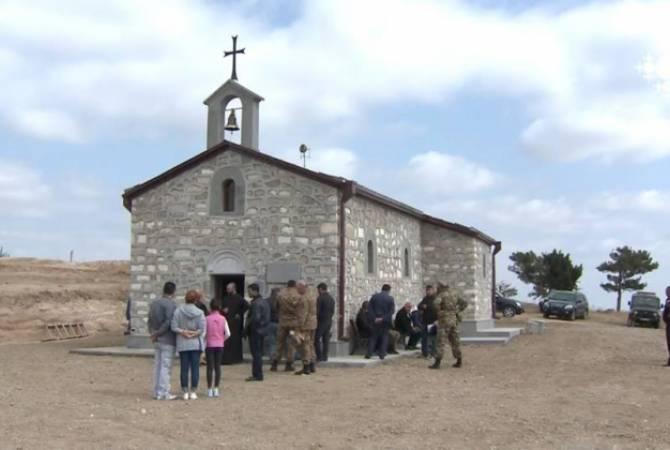 Photo of Քրիստոնեական եկեղեցու առեղծվածային «անհետացումը». BBC-ն՝ ադրբեջանցիների կողմից Մարիամ Աստվածածնի ավերման մասին